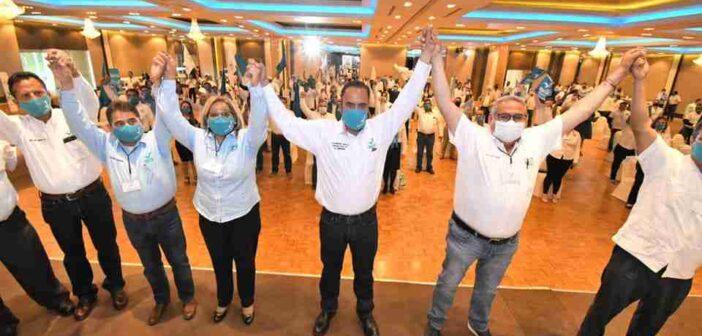 La fuerza magisterial en Chihuahua con Juan Carlos Loera