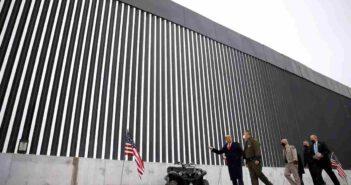 Texas da continuidad al Muro de Donald Trump