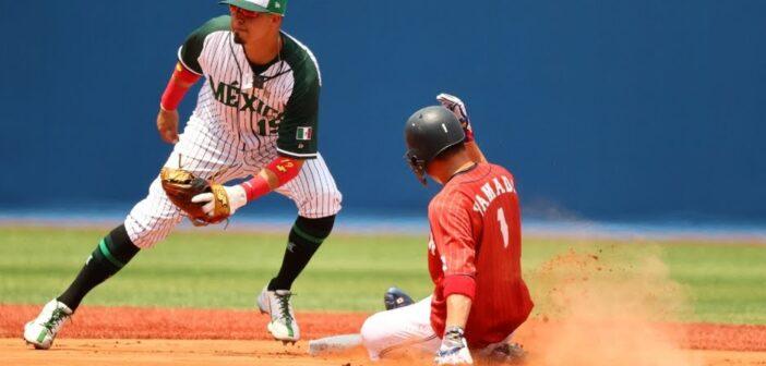 Selección mexicana de beisbol sufre su segunda derrota en Tokio 2020