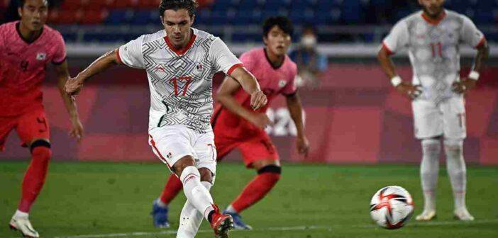 México golea 6-3 a Corea del Sur y enfrentará a Brasil en semifinal