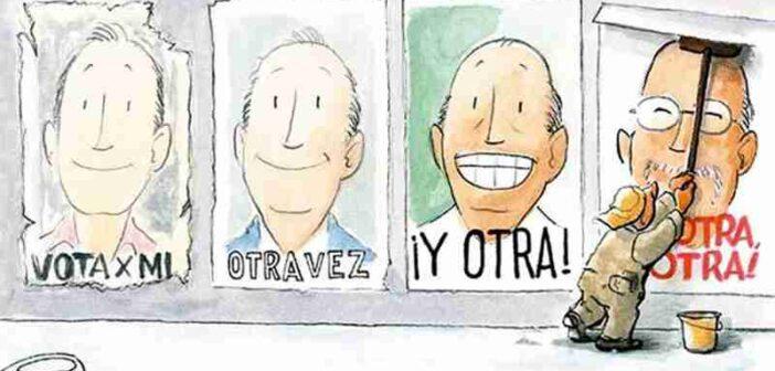 ALCALDES REELECTOS AHORA SUEÑAN CON LA GOBERNATURA